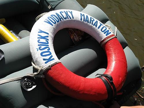 Ako som nebol na Košickom vodáckom maratóne