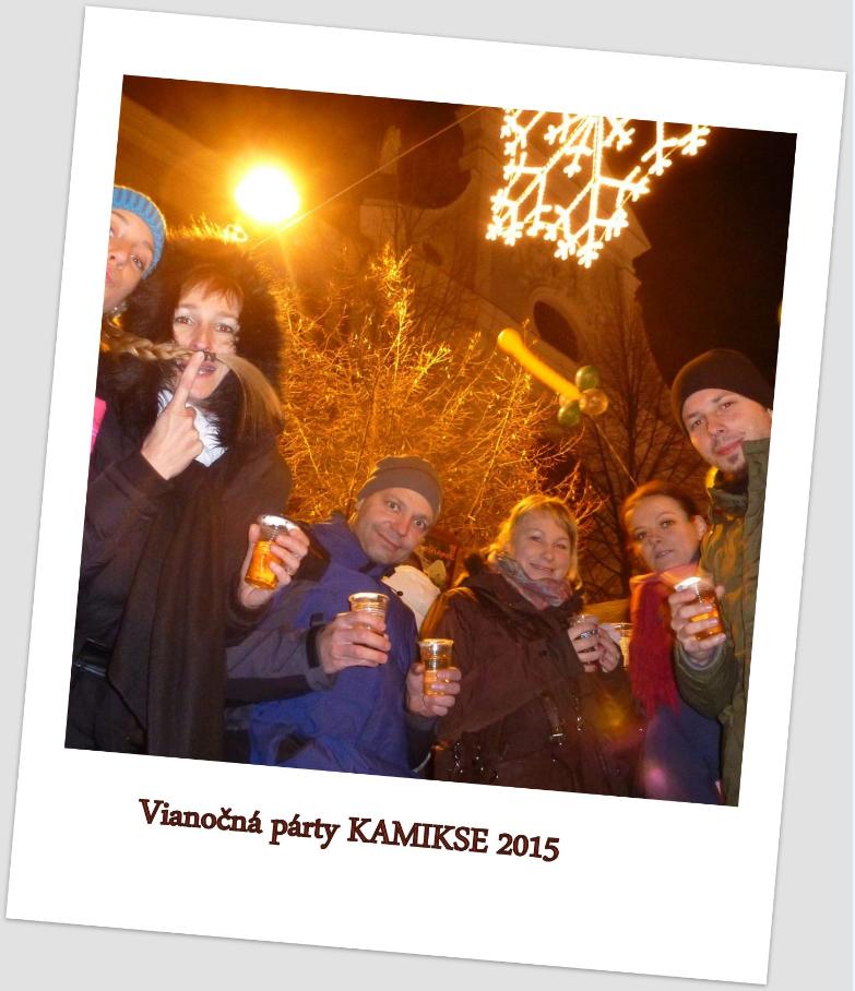 Vianočná párty KAMIKSE 2015